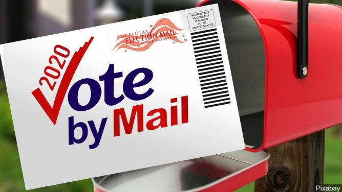 Oshkosh council passes plan for vote by mail option