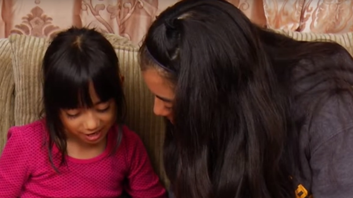 Positive Parenting: Bilingual kids and storytelling