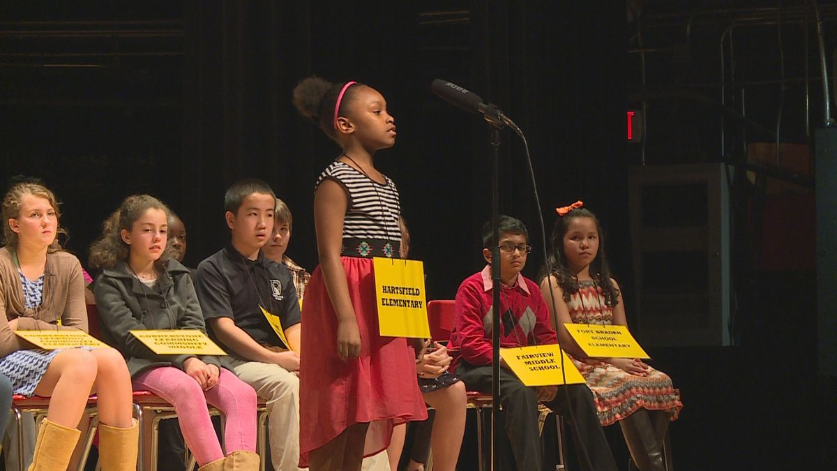Students spell it out: Leon County Spelling Bee