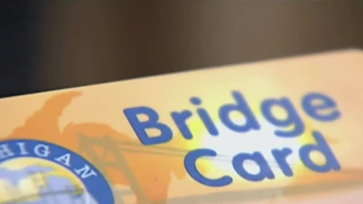 Snap benefits in michigan are issued through a card similar to a debit card known as bridge card. Michigan S Bridge Card System To Cause Temporary Shutdown Of System Late Saturday Early Sunday