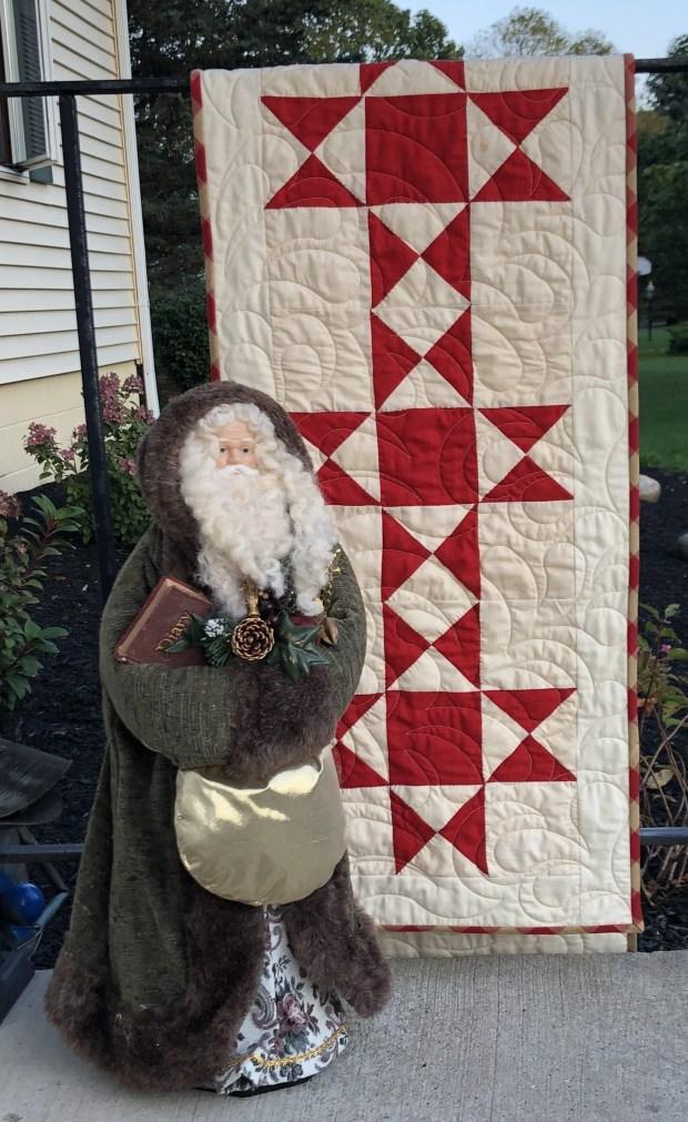 Christmas in Ohio Table Runner