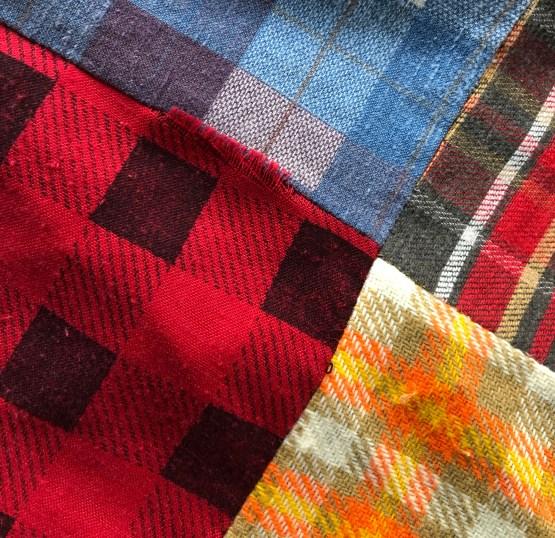 Flannel fringe 2