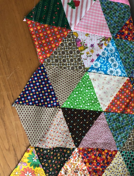 Triangle edges