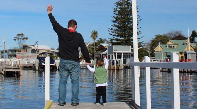 Guest Post: Downunder Dad on Parenting and Asperger's