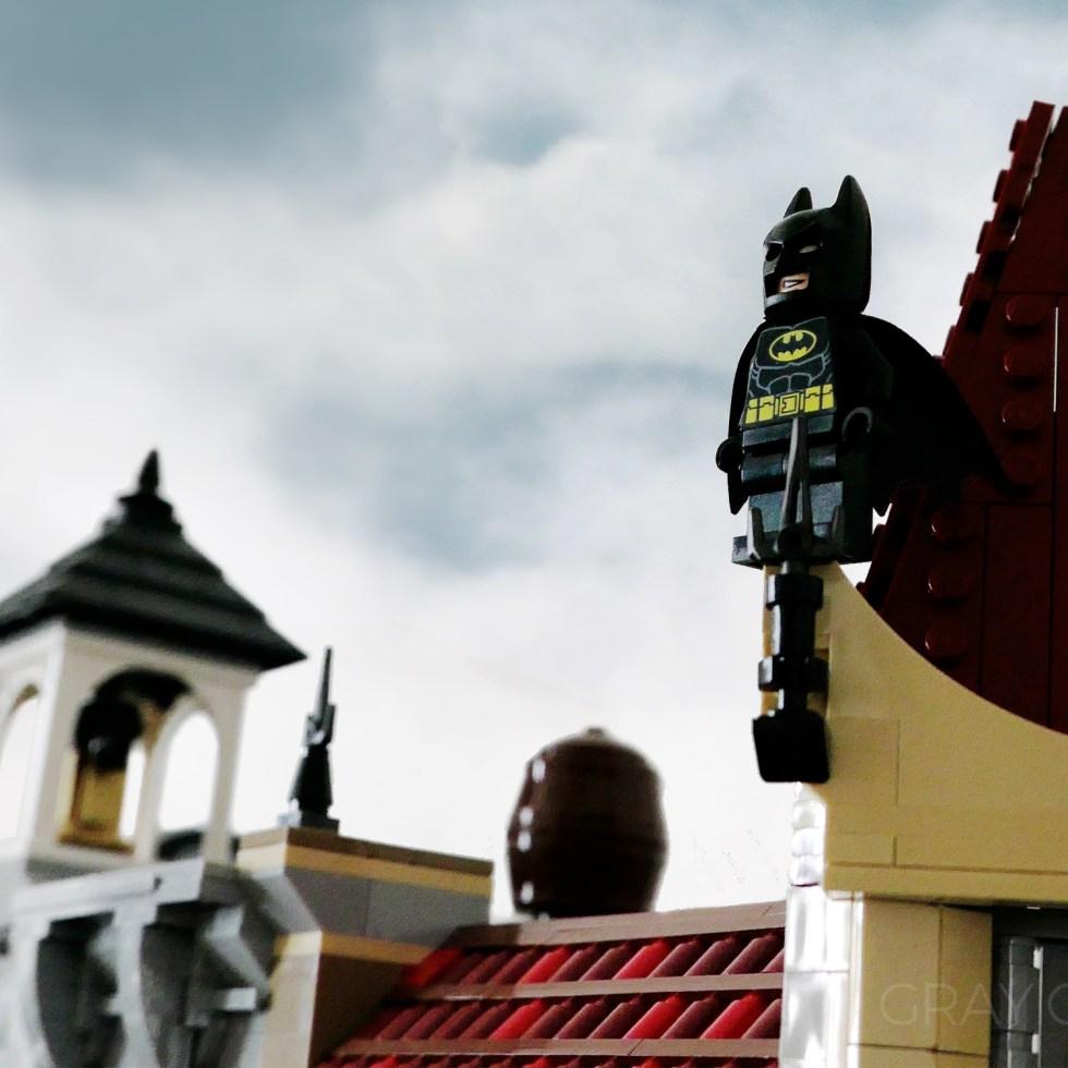 I'm Batman: Part One