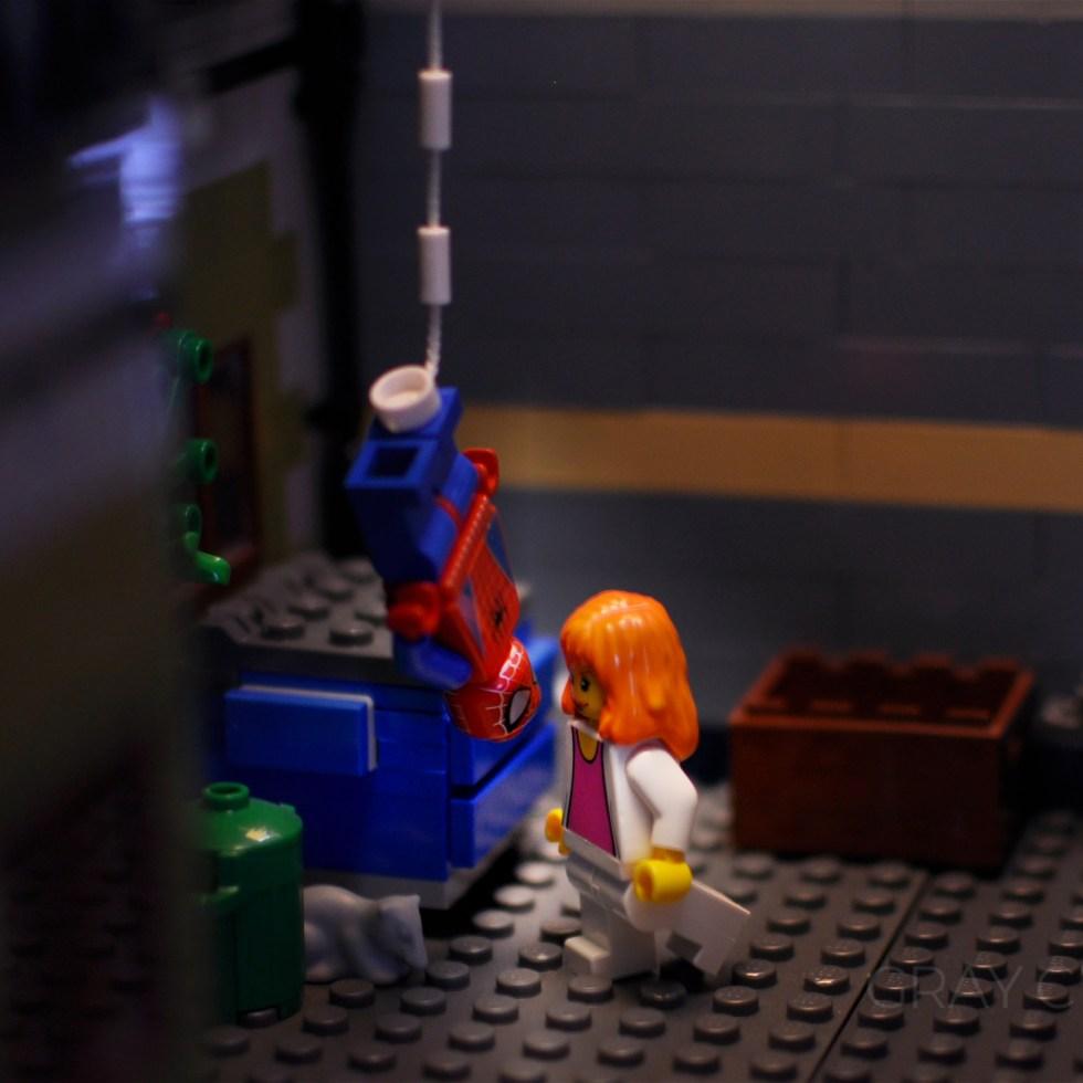 Lego Spider-Man: 2002-2004