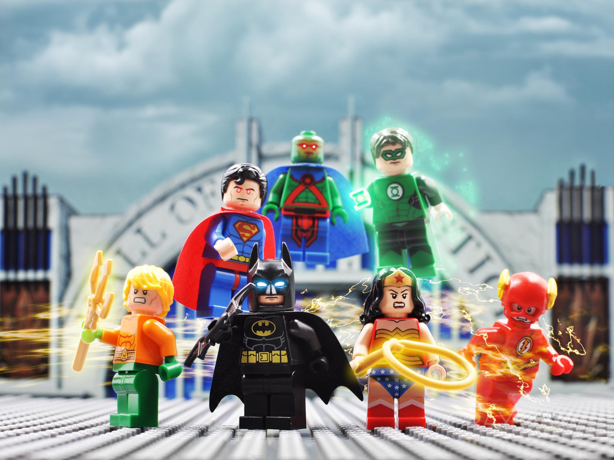 Lego DC Comics Superheroes: 2011-2012