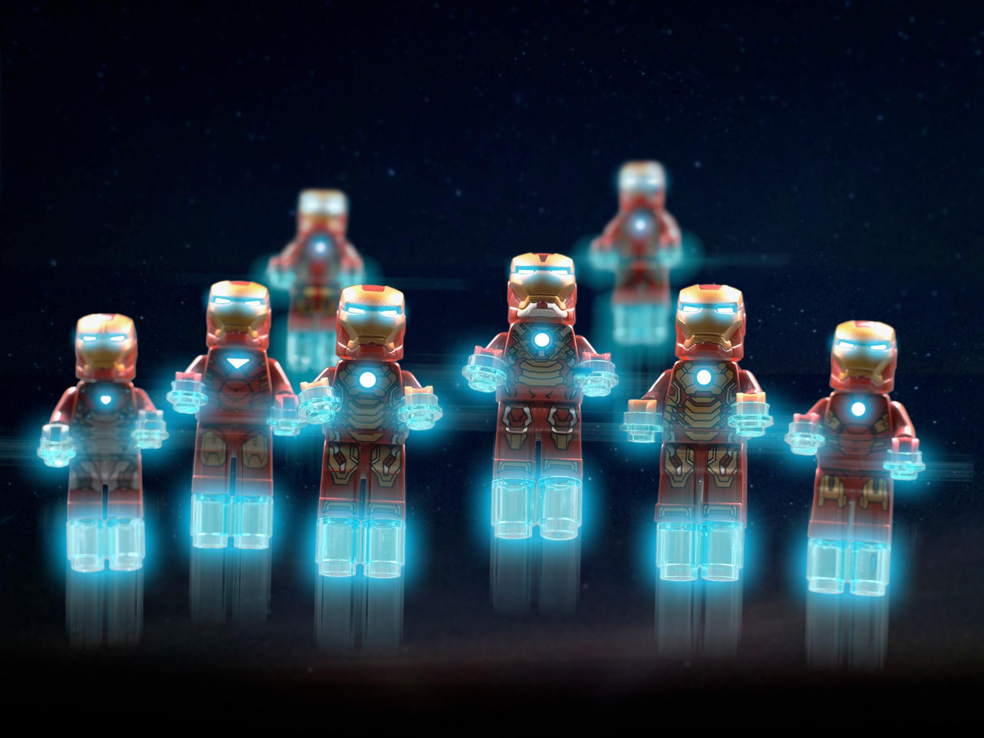Lego Marvel Superheroes: 2013