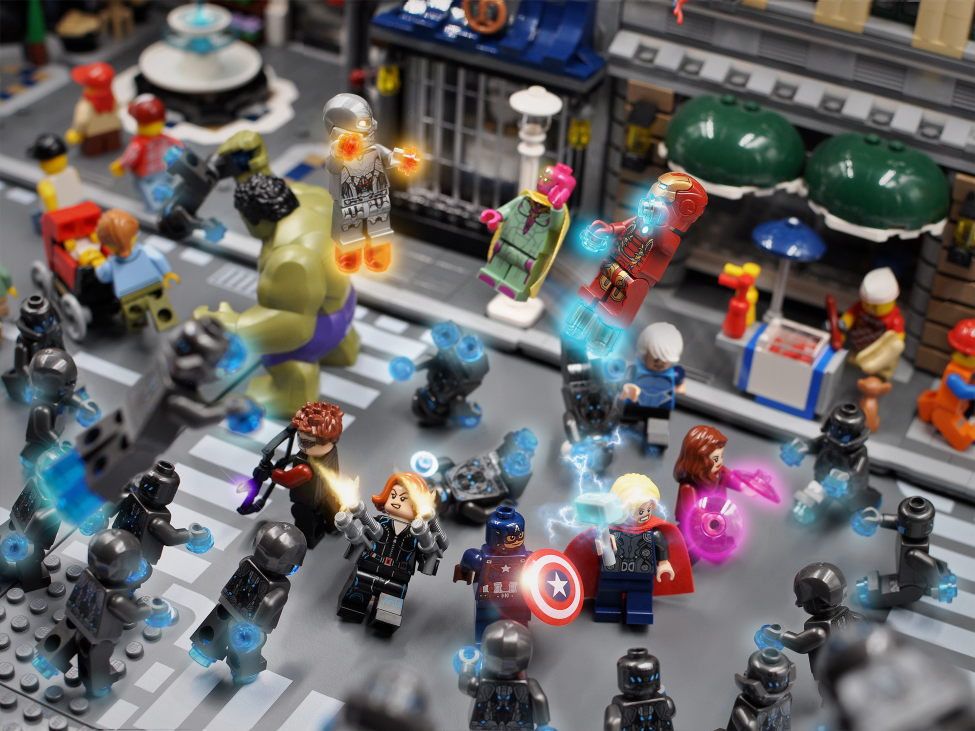 Lego Marvel Superheroes: 2015
