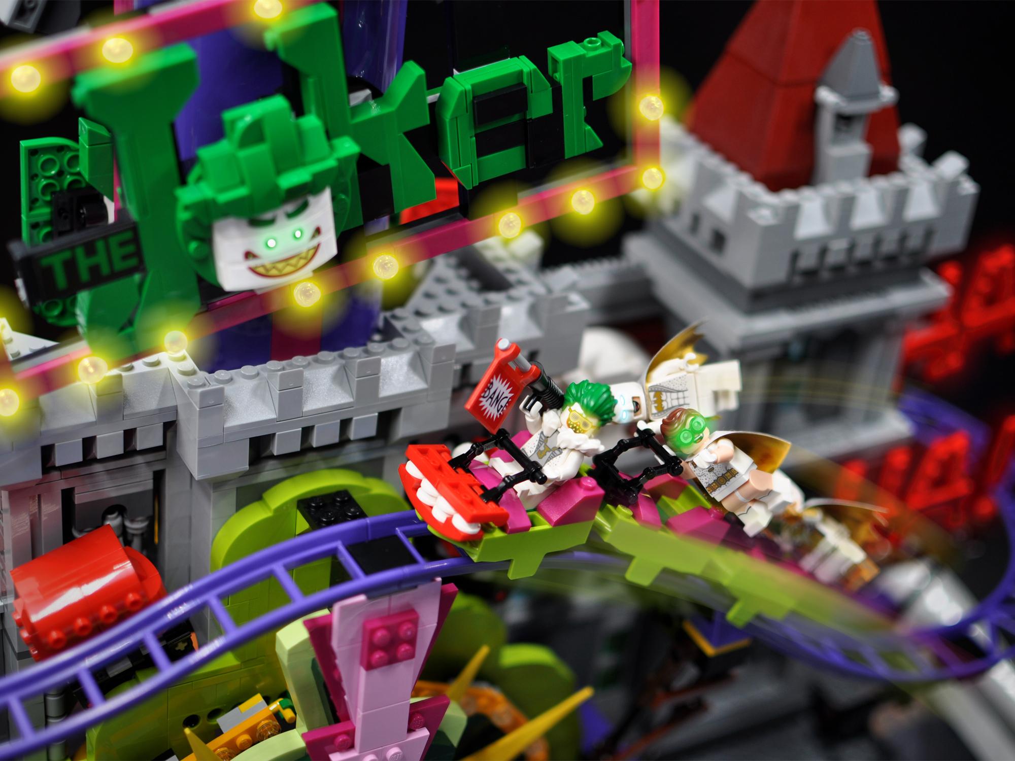 Lego DC Comics Superheroes: 2015