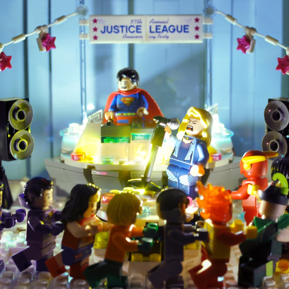 The Lego Batman Movie: Part Three