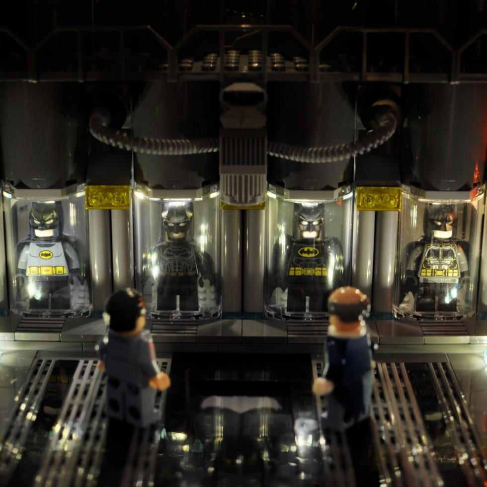 Every Lego Batman Minifigure Thus Far: 2006-Spring 2018