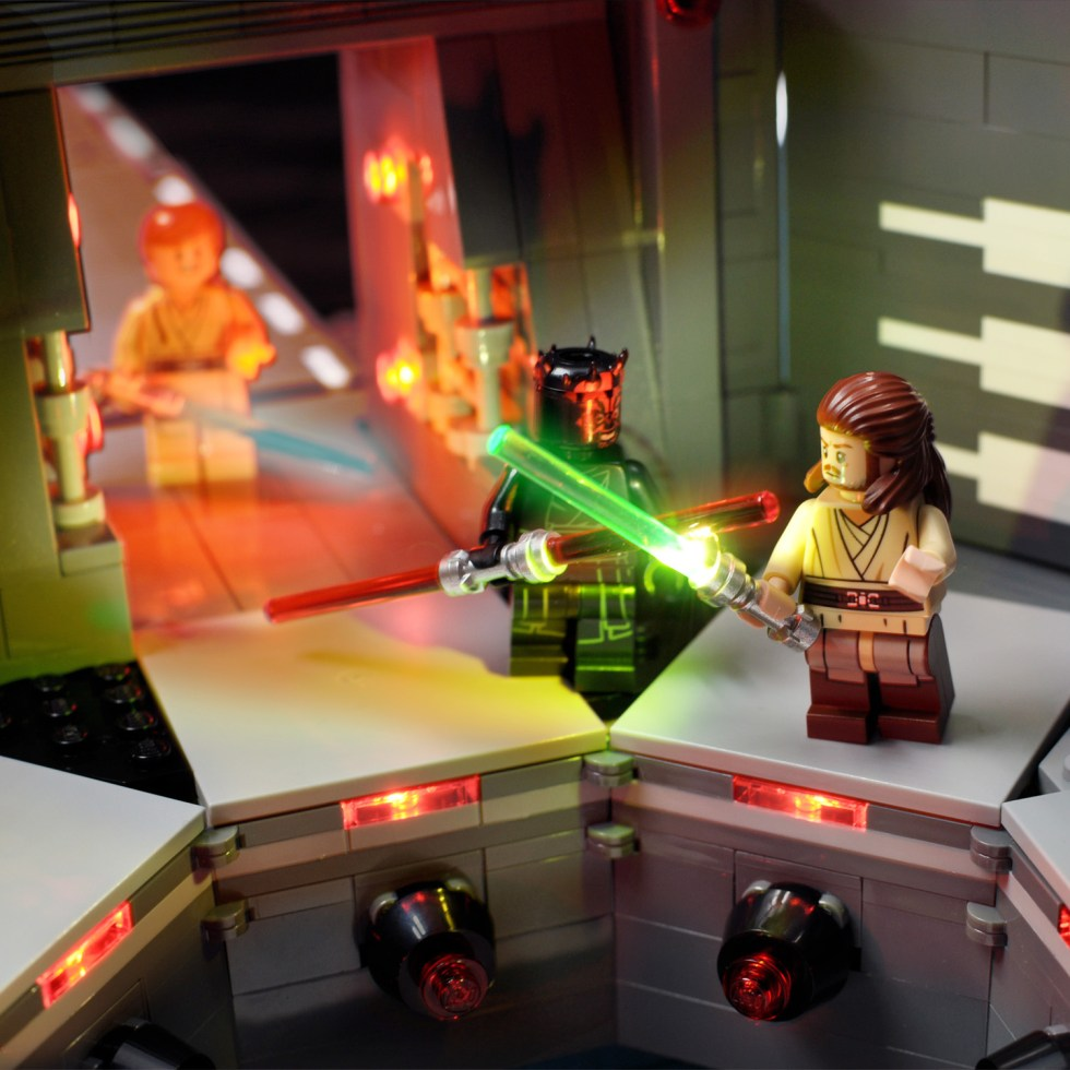 Star Wars in Lego: 1999