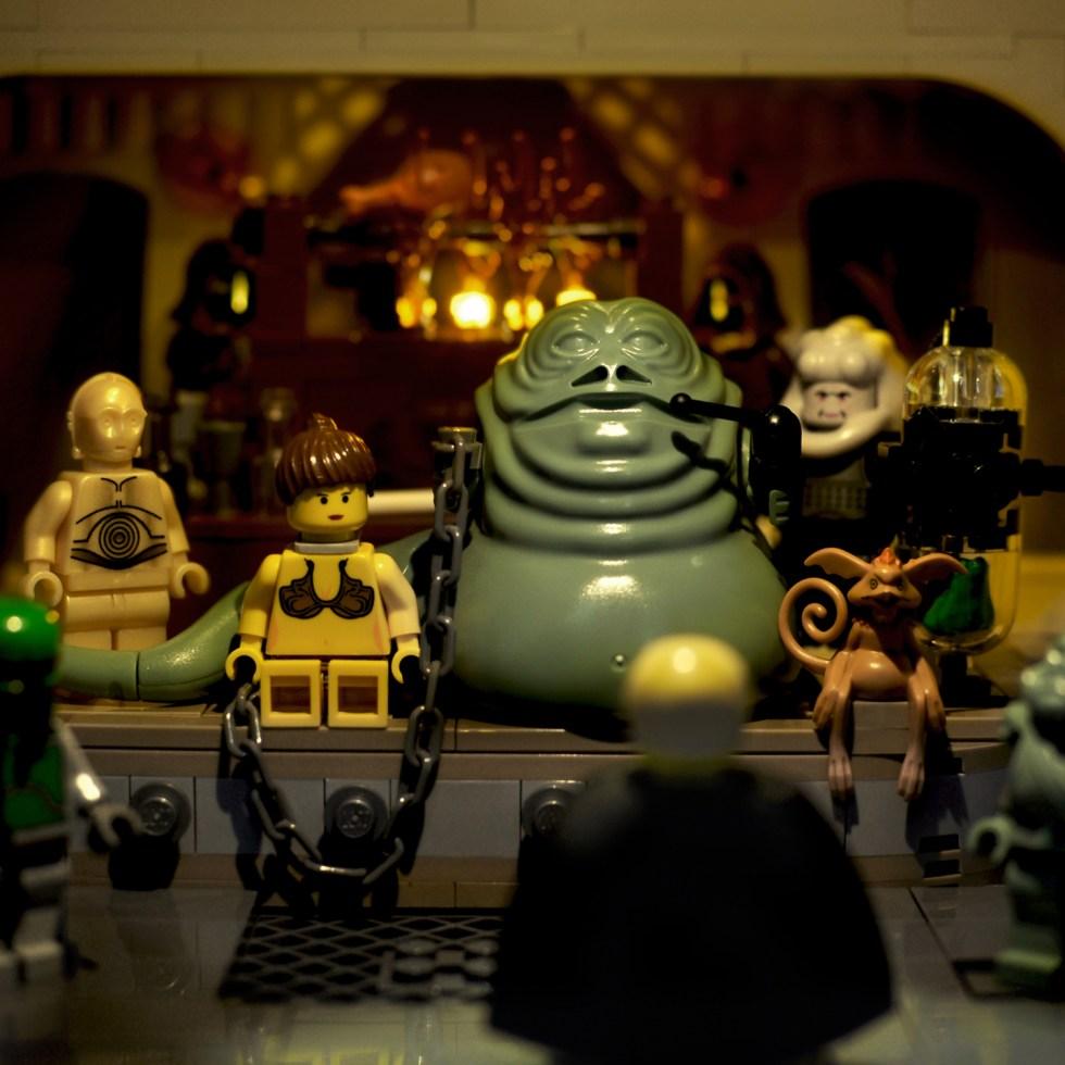 Star Wars in Lego: 2003-2004