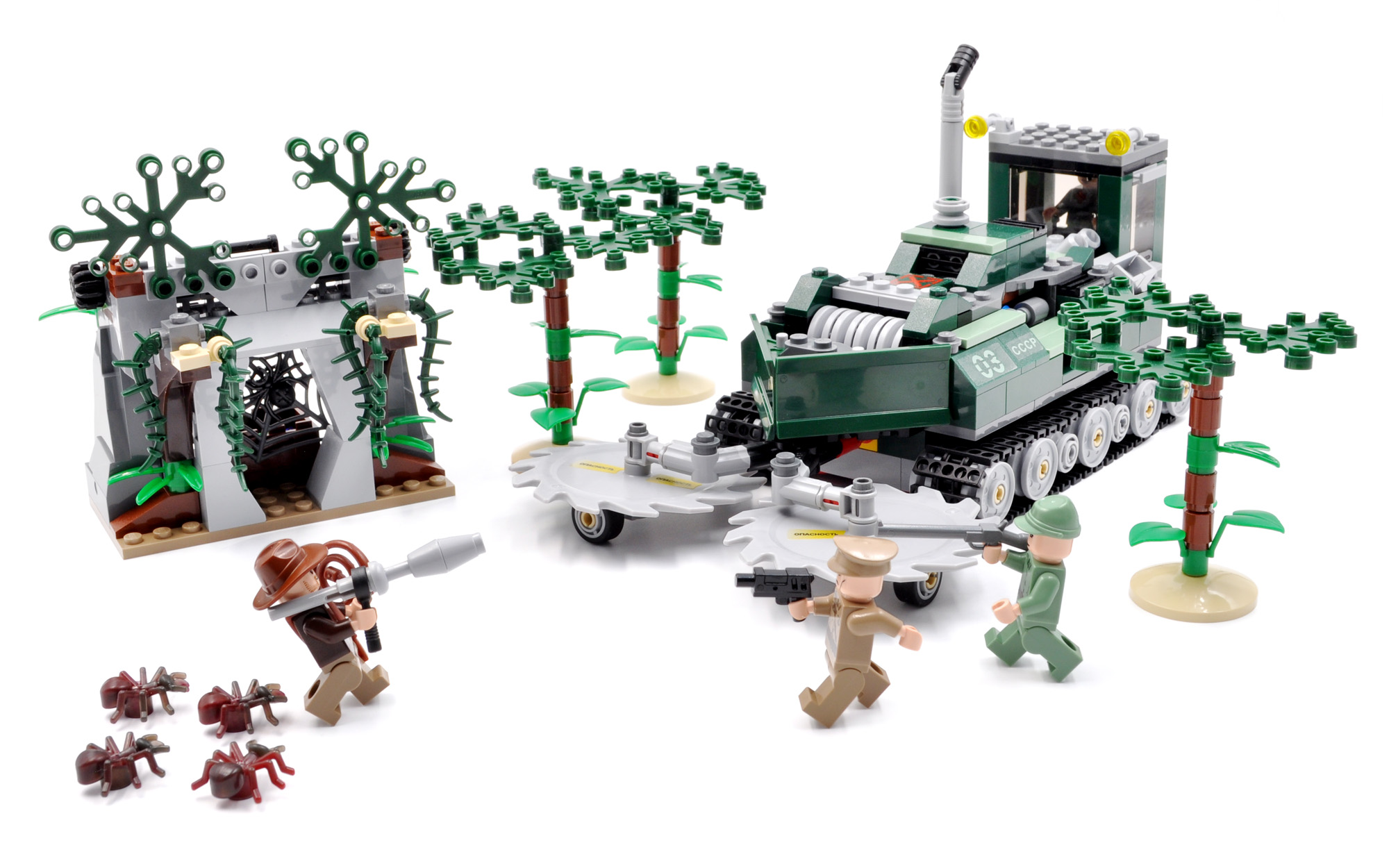 Jungle Cutter (7626)