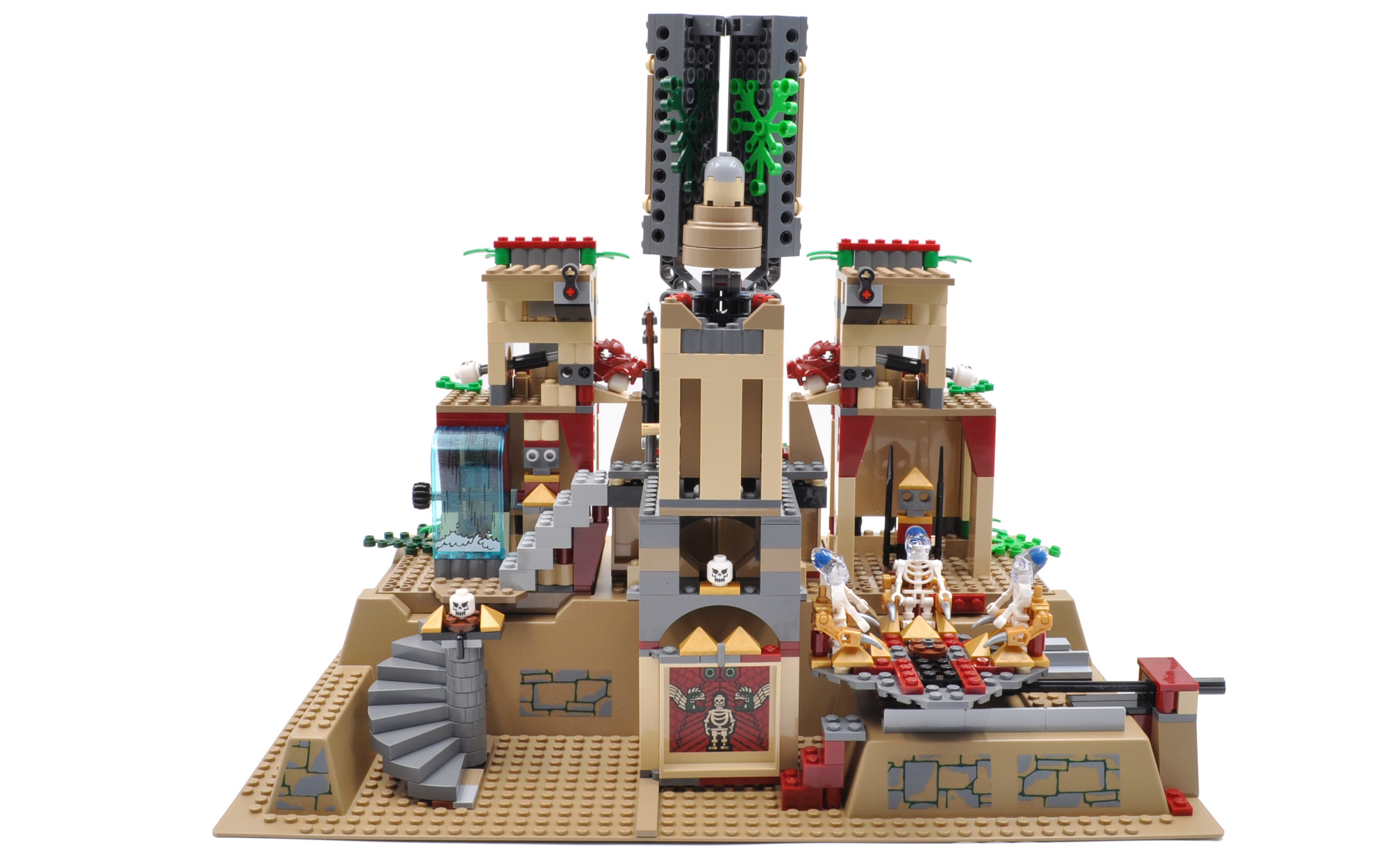 Temple of the Crystal Skull (7627)