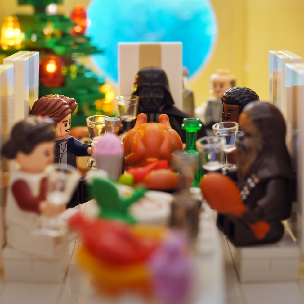 A look at the Lego Star Wars minifigures from 2018.