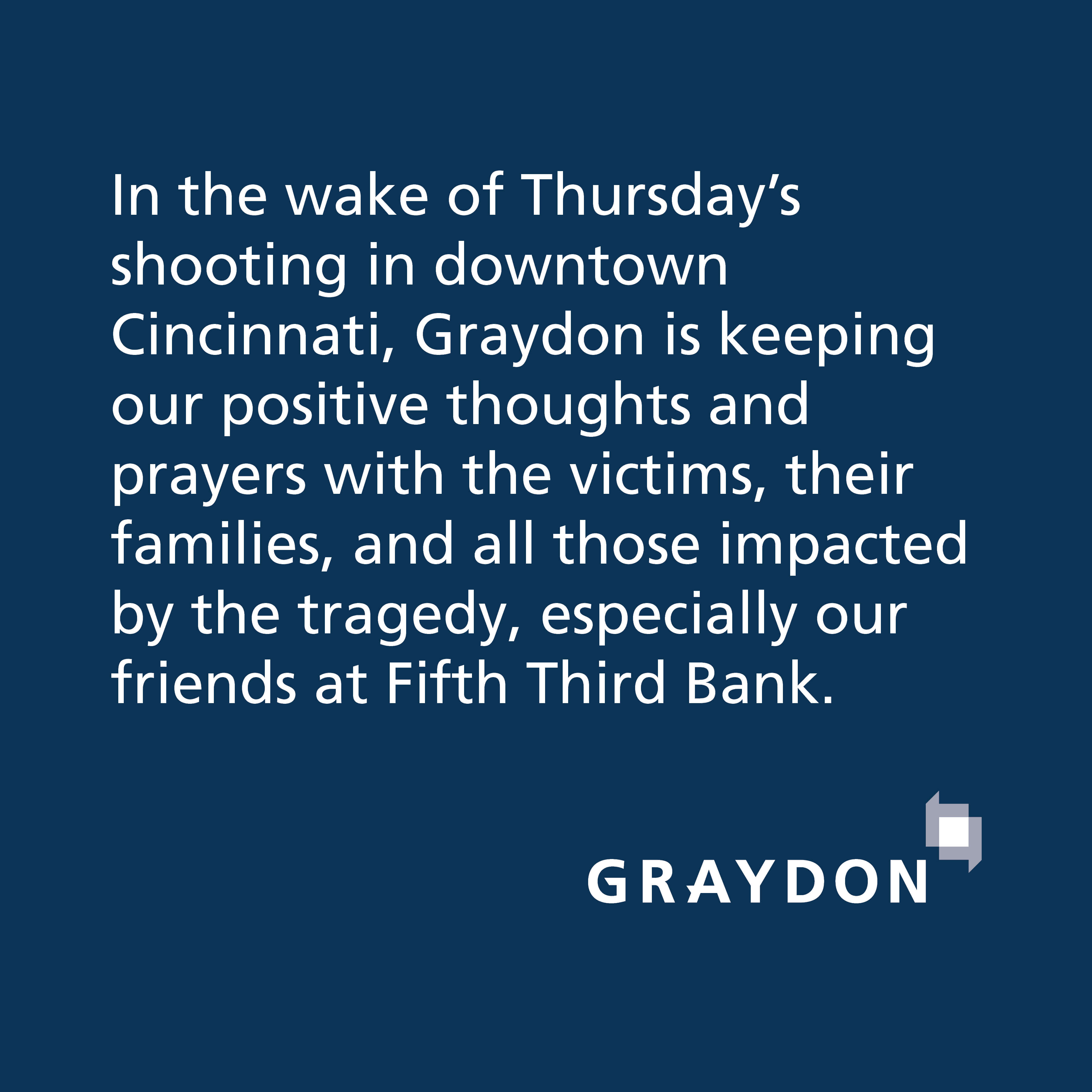 graydon s statement on
