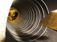 Steel Welding - Grout Beading