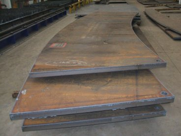 Steel Profiling - Cone Developments