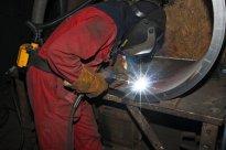 Steel Welding - Coded Welding