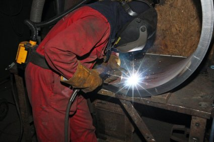 Steel Welding - Coded Welding