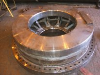 Steel Fabrication - Fabricated Spool Piece