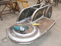 Steel Fabrication - Lifting Padeye