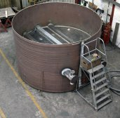 Rolling & Forming - Scotrenewable Bulkhead Section