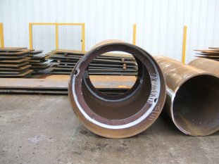 Heavy Welded Large Rings