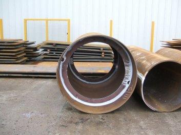Heavy Welded Large Rings