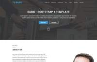 √ Bootstrap Footer Template Free   Free Bootstrap 4