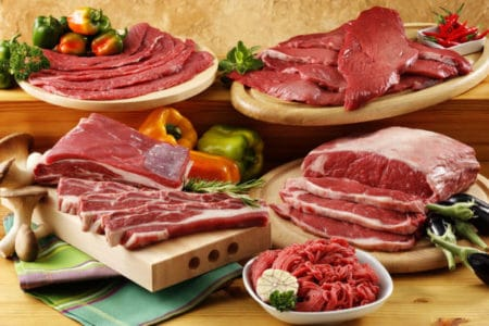 high quality cuts of meat for pureeing