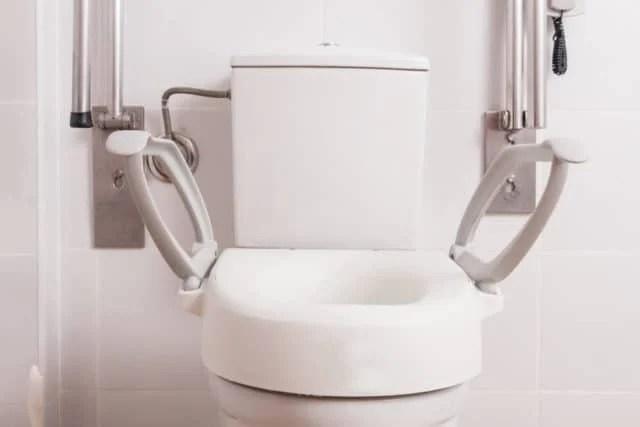Surprising Tall Toilets For Elderly Plus 6 Cheaper And Easier Options Ibusinesslaw Wood Chair Design Ideas Ibusinesslaworg