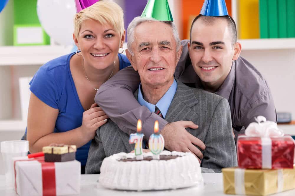 gift for elderly man
