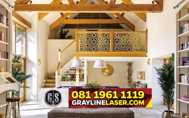 081 1961 1119 > GRAYLINE LASER | Railing Tangga Laser Cutting Pinang Tangerang