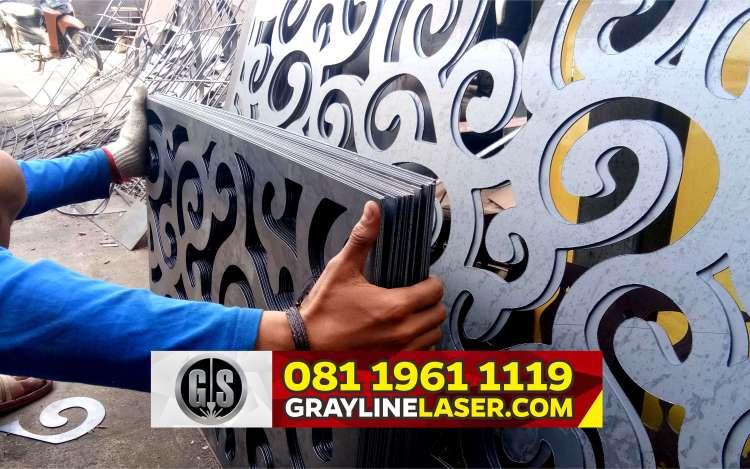 Pagar Laser Cutting Jakarta Selatan