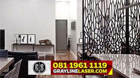 081 1961 1119 > GRAYLINE LASER | Pembatas Ruang Laser Cutting Tangerang