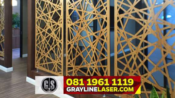 081 1961 1119 > GRAYLINE LASER | Pembatas Ruang Laser Cutting Bekasi