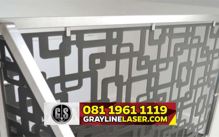 081 1961 1119 > GRAYLINE LASER | Railing Tangga Laser Cutting Tanjung Priok