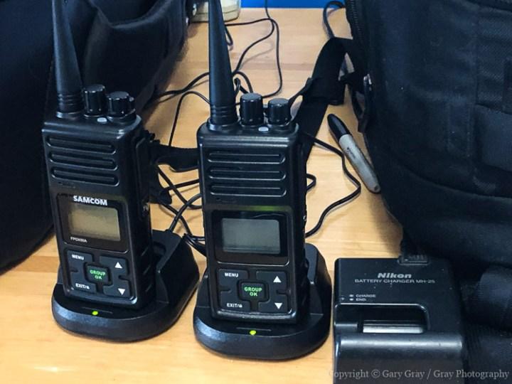 Portable FM 2-Way Radios