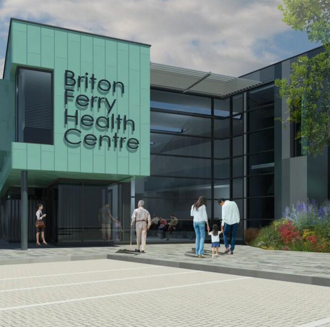 Briton Ferry Health Centre