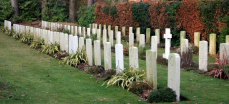 Canadian War Graves