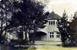Grayshott Village Hall c.1902