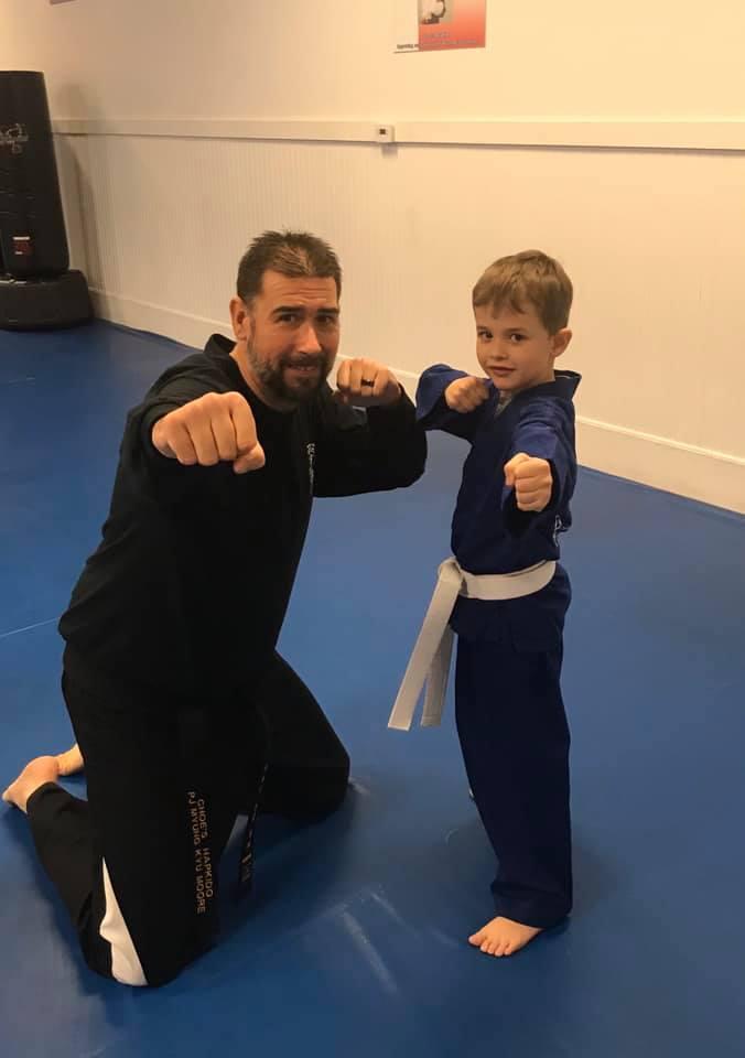 Martial Arts Grayson
