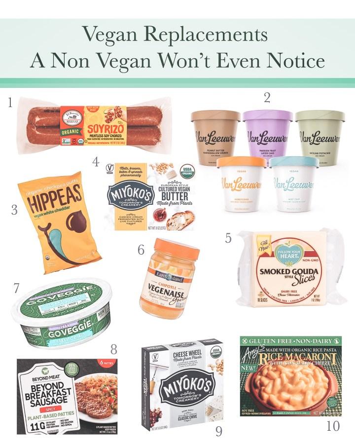 Vegan Replacements A Non Vegan Won't Even Notice