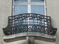 Window and balcony railings | The Grays in Europe