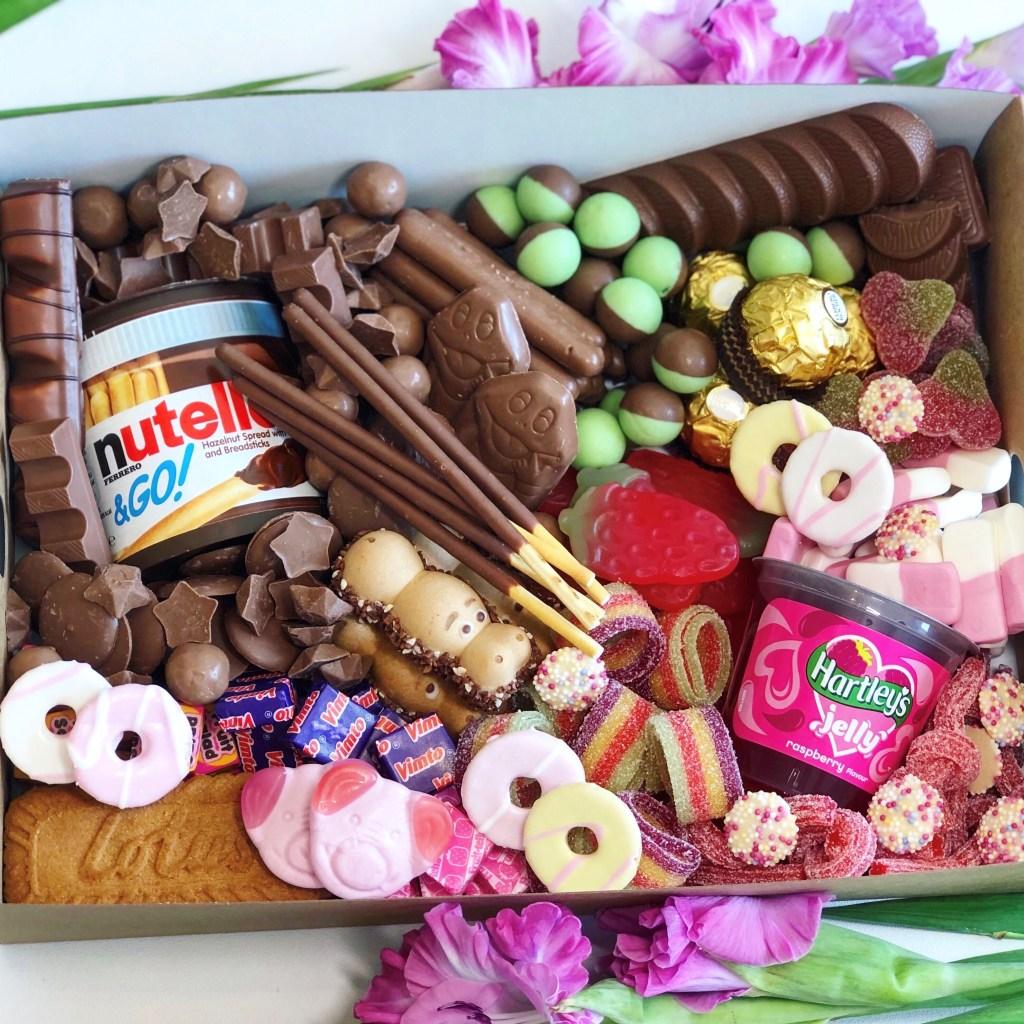 The Sweet Box