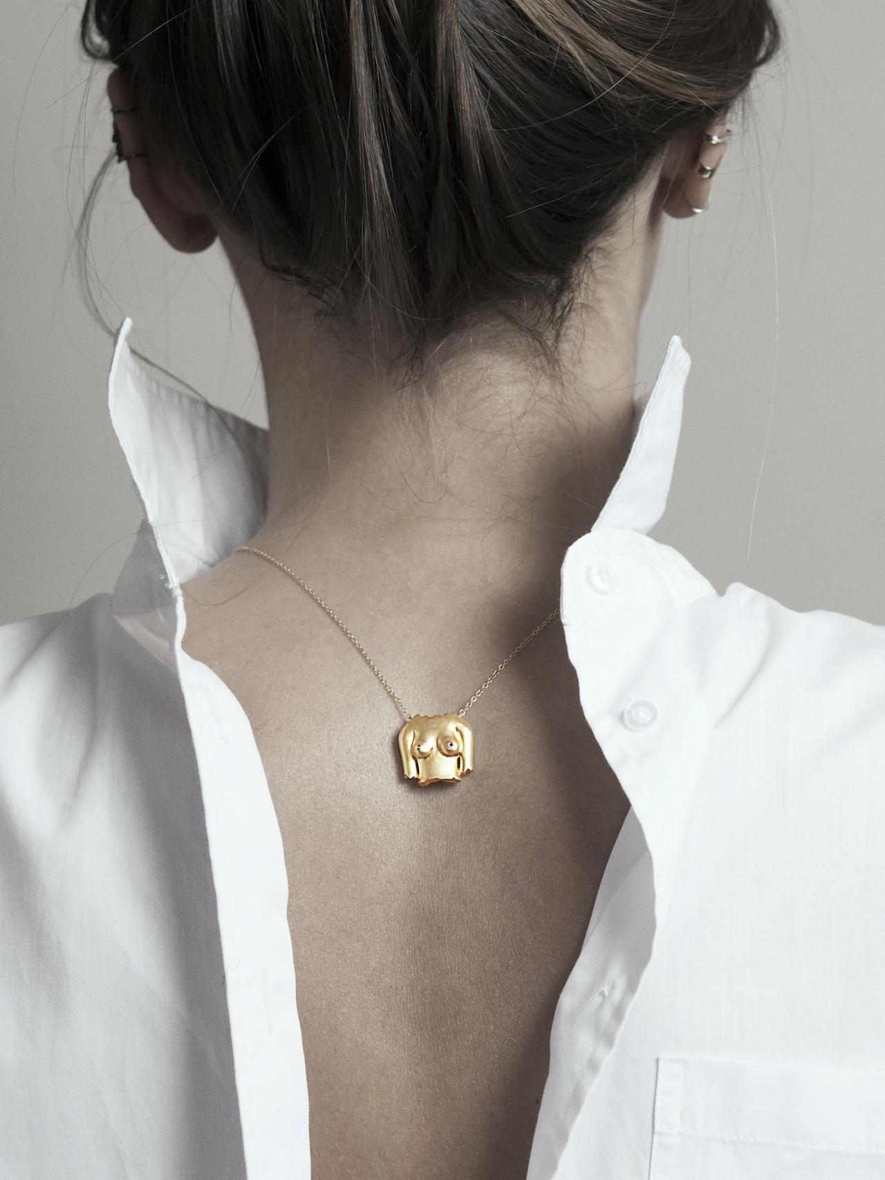 Anissa Kermiche jewellery