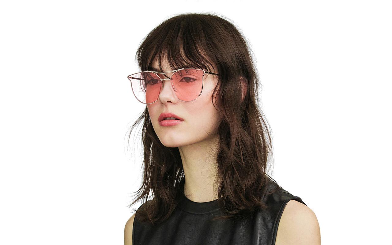 e03000807e9 Gigi Hadid joins celebrity fans of sunglasses brand Gentle Monster ...